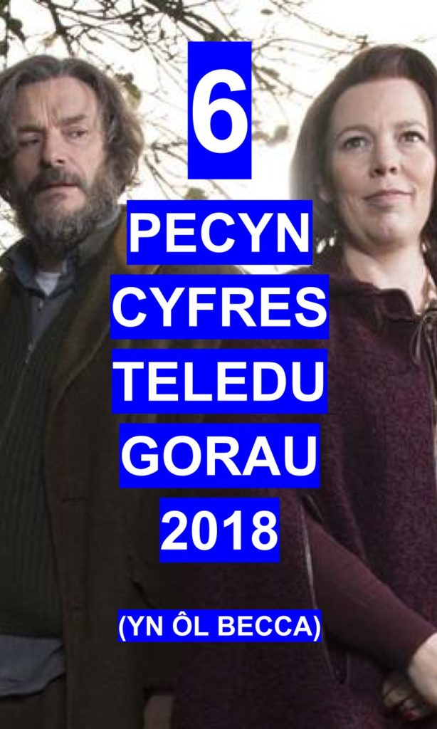 CY 6 Best TV Shows of 2018