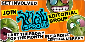 Sprout Editorial Group Banner