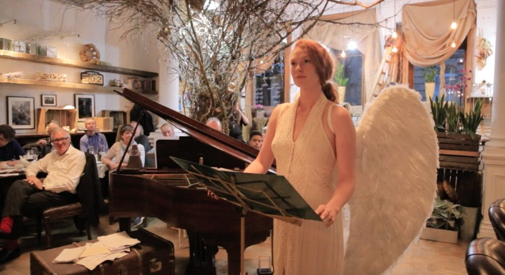 Satie angel