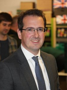 Owen Smith MP, leadership contender [Image by wykehamist via Wikimedia]