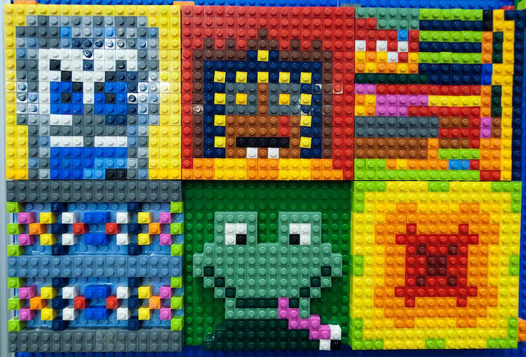 Lego for Young Parent SSYF article