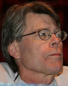 Stephen King headshot