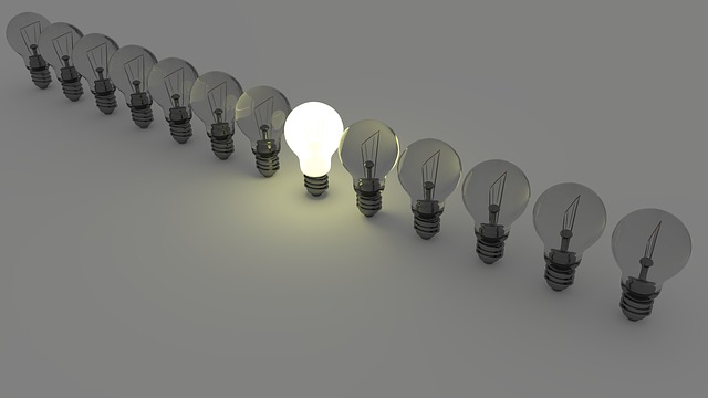 Light bulbs for freshers article