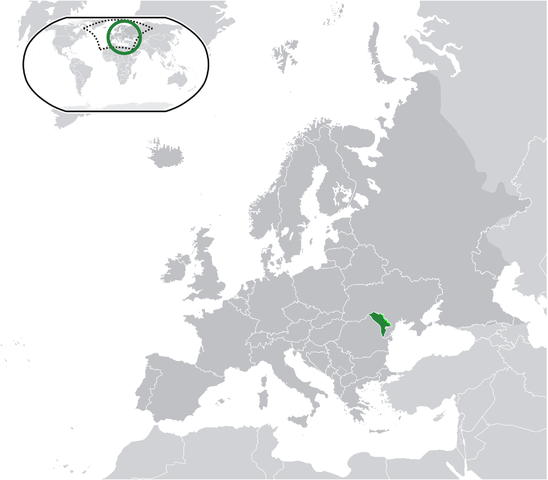 Moldova in Euroe