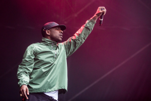 Fresh from working on the long-anticipated Konnichiwa, Skepta's been a recurring face on this season's festival billing