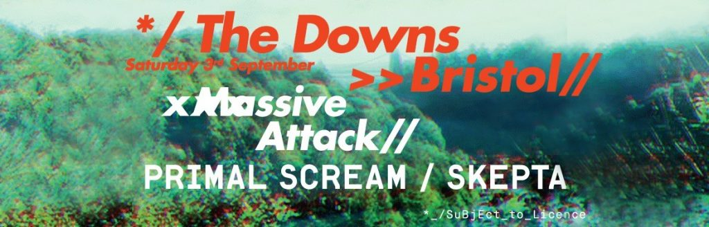 the Downs banner image for Massive attack review