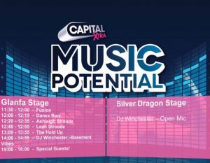 Music Potential Music Expo at Wales Millennium Centre