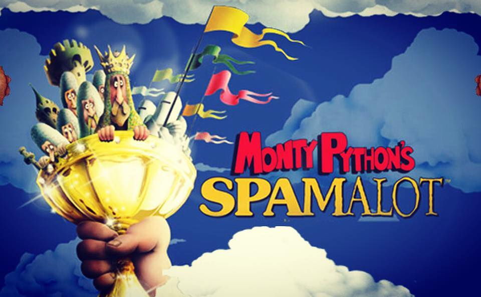 Spamalot cover