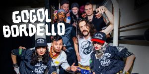 Gogol Bordello play Tramshed Cardiff on July 3rd