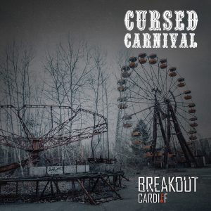 Cursed Carnival Logo for Escape Rooms Cardiff Review of Breakout Cardiff