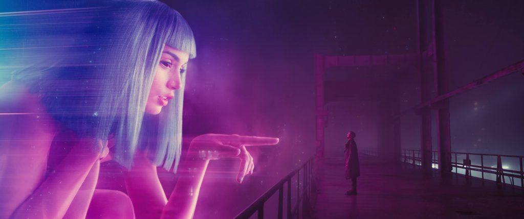 Scene from Blade Runner 2049