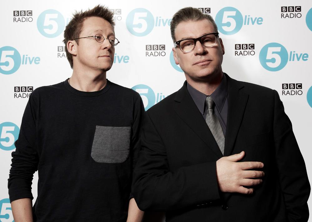 imon Mayo and Mark Kermode
