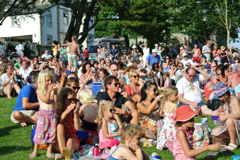 Music in the Park, credit to Friends of Belle Vue Park