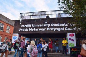 Cardiff Students Union - Gair Rhydd