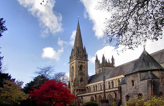Eglwys Cadeiriol Llandaff Digwyddiadau