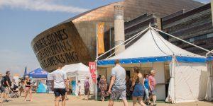 Cardiff Food Festival - Millennium Centre