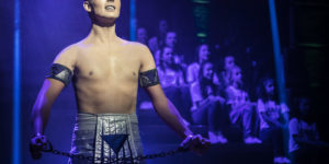 Jaymi Hensley (Joseph) - Joseph & The Amazing Technicolor Dreamcoat - UK Tour (096_96A0754) - Pamela Raith Photography