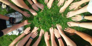community hands grassroots