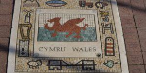 wales rugby millennium stadium paving stone mosaic
