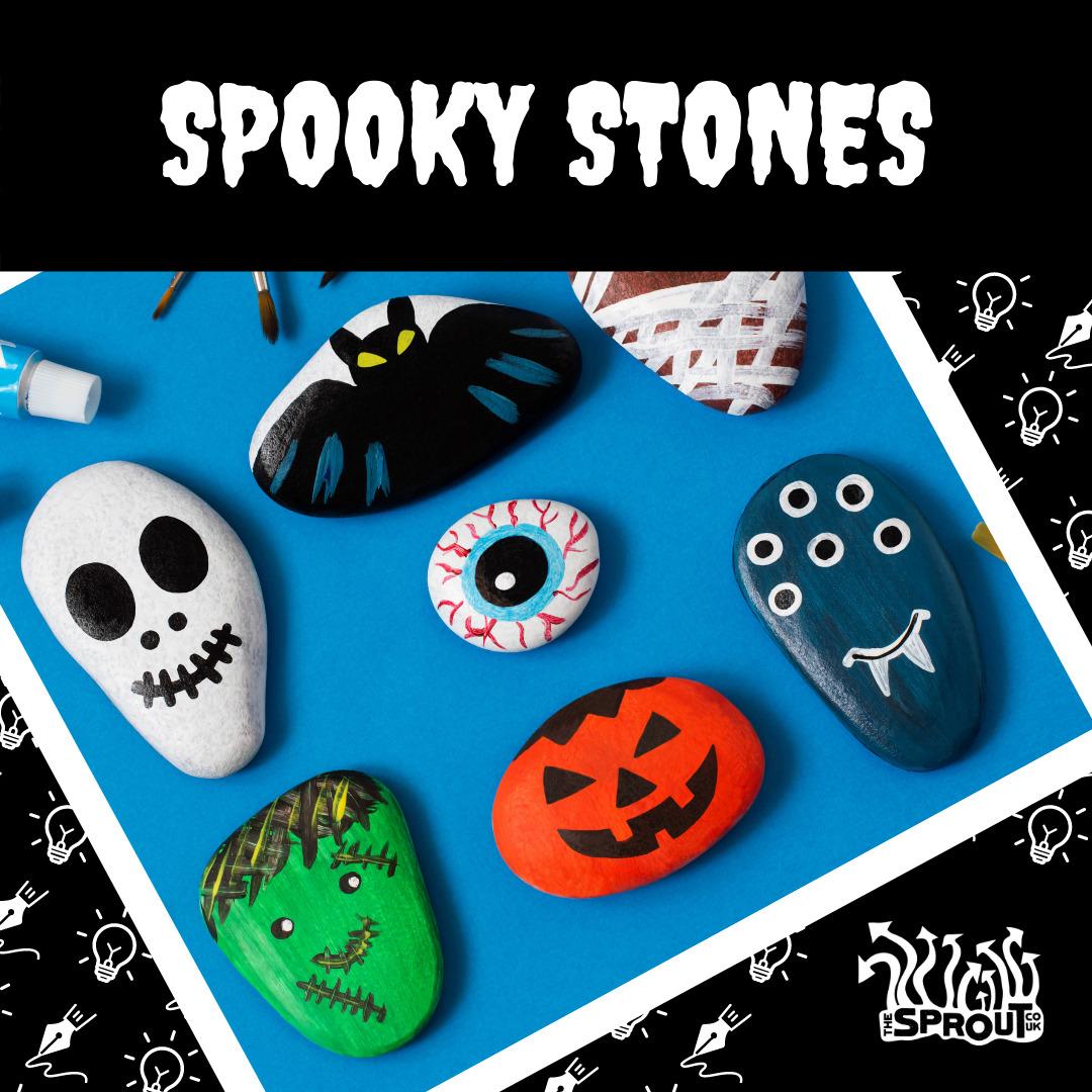 Spooky Stones Example