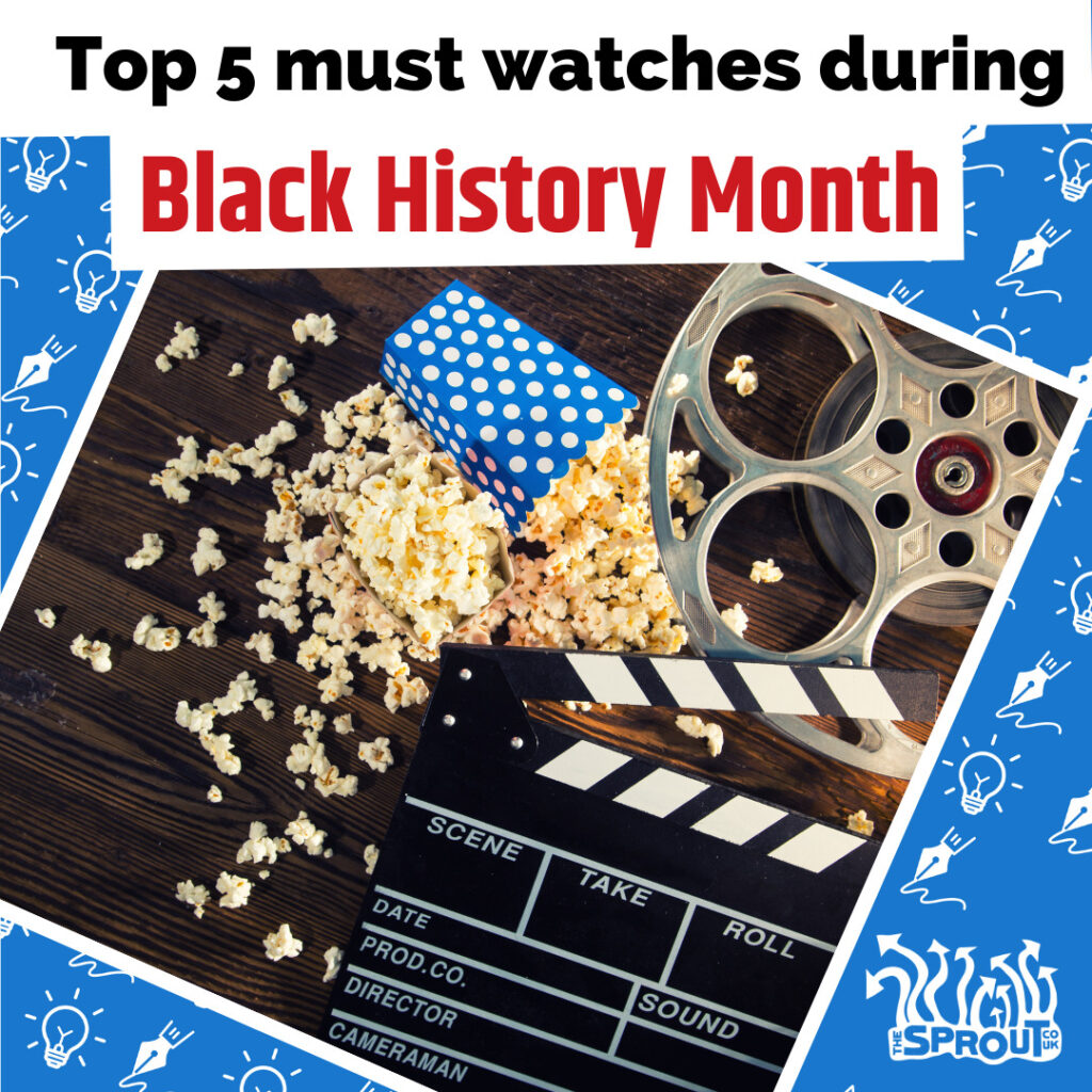 Top 5 must watches during BHM