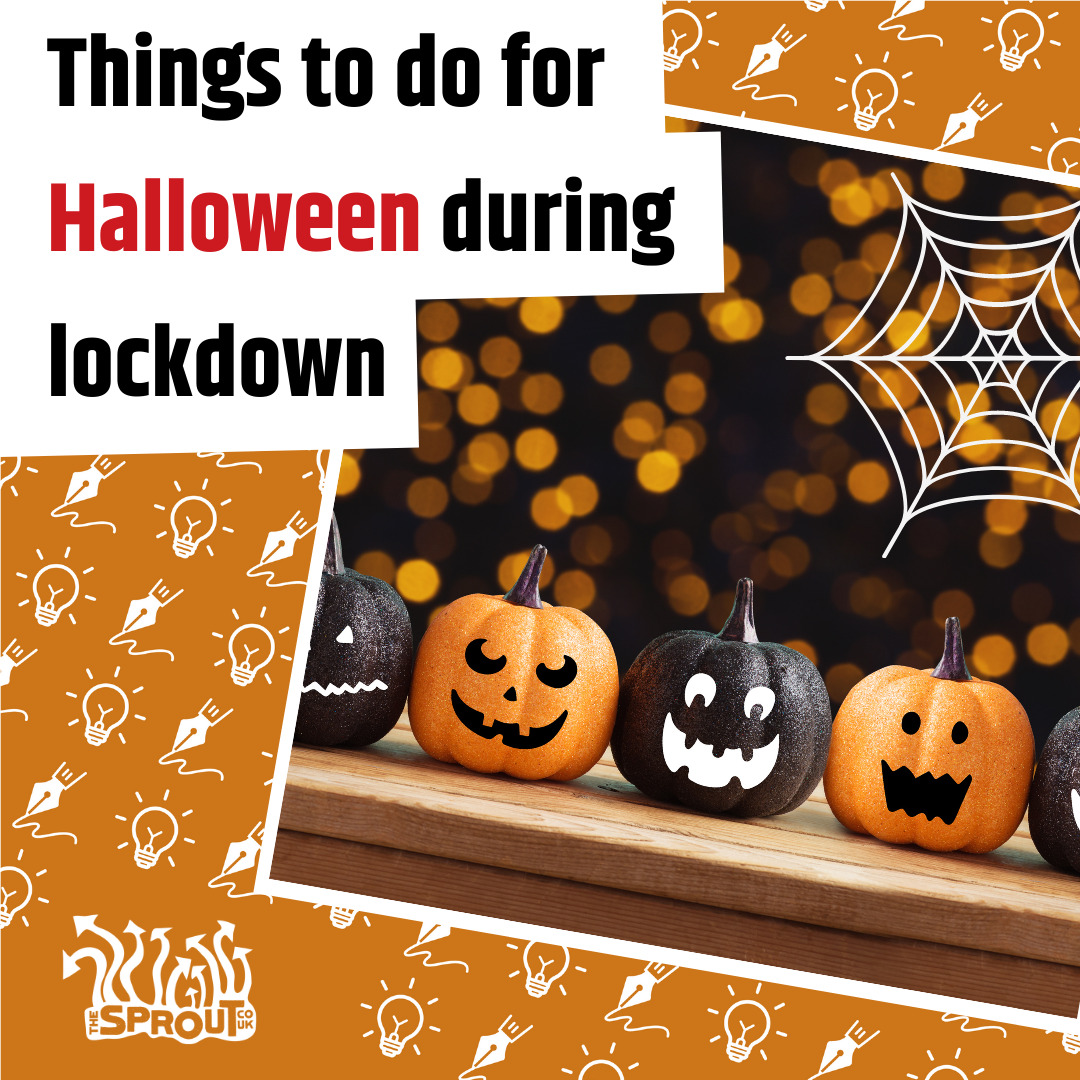 Things To Do For Halloween In Lockdown Thesprout