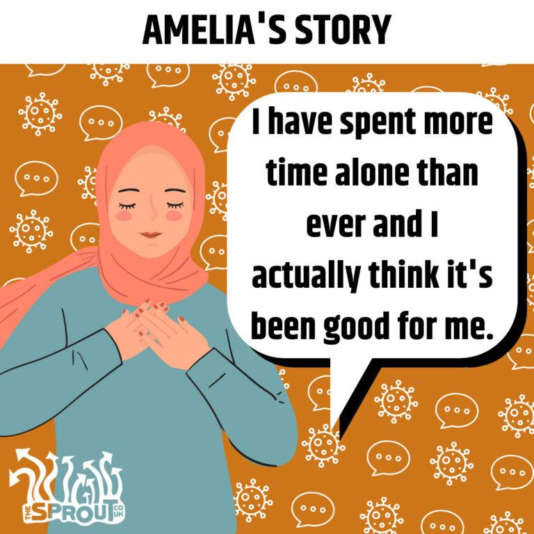 Amelia's Story