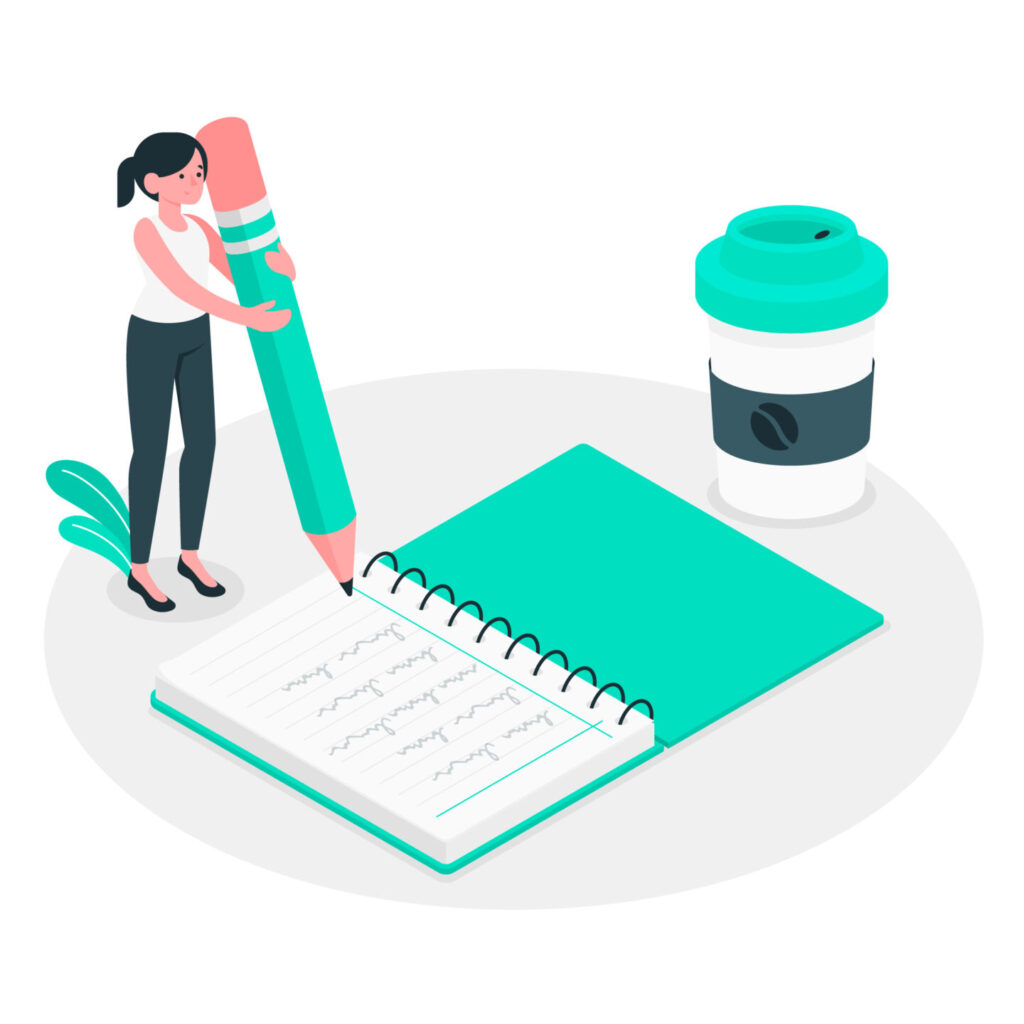 Write a list