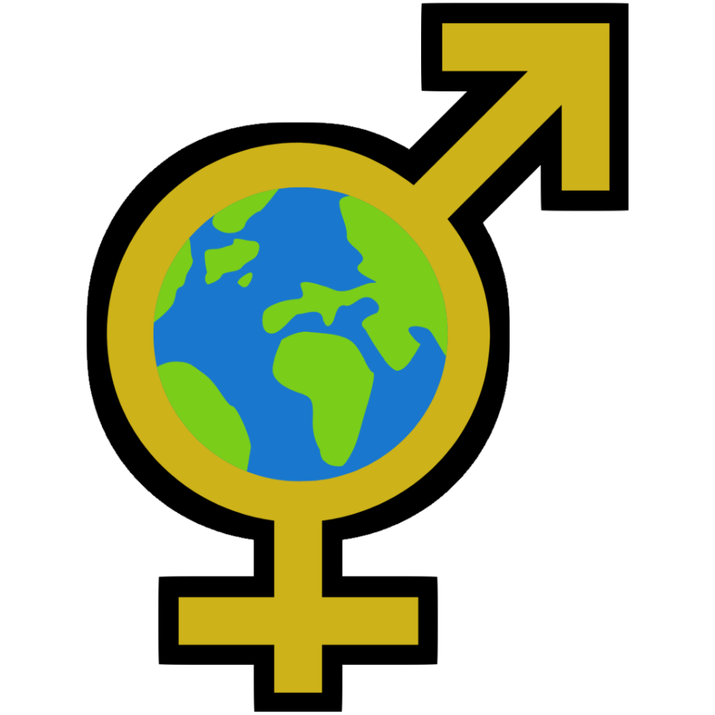 This image has an empty alt attribute; its file name is The-Future-Is-Feminist-Logo-2-1024x1024.png